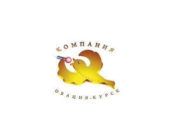 Лого Овация-Курск