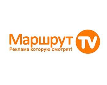 Лого Маршрут ТВ